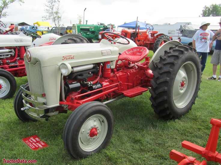 Ford Golden Jubilee Hydraulics : Best images about tractors tractor repairs on