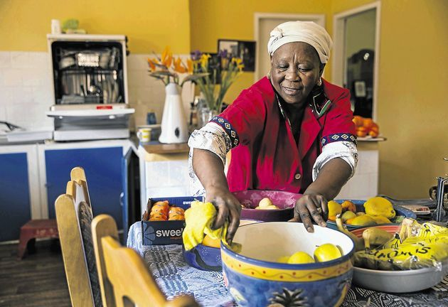 The minimum wage for the domestic worker sector has been adjusted upwards with effect from December 1' the Department of Labour announced on Monday.