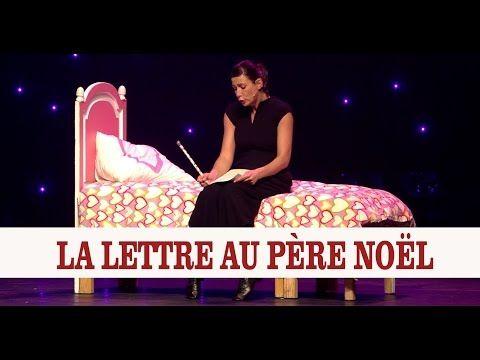 Virginie Hocq - La lettre au Père Noël - YouTube