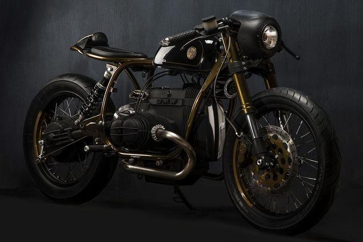 "BMW R80 Cafe Racer ""DAGA"" by Matteucci Garage #motorcycles #caferacer #motos | caferacerpasion.com"