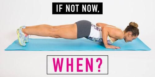 The Trick to Mastering a Real Push-Up