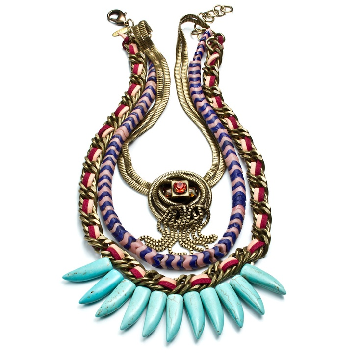 can i convince my co-workers that I need a grant to get this necklace?: Statement Necklaces, Jewelry Necklaces, Jewelry Buy, Dannijo Necklaces, Rogan Necklaces, Design Jewelry, Dannijo Rogan, Statement Pieces, Dannijo Jewelry