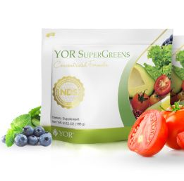 YOR Health Product Review - supergreens are great to supplement your diet if you aren't getting 8-10 servings of fruits and veg a day!