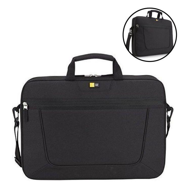 Laptop Bag 15.6 Tablet Case Attache Extra Protection Computer Travel Anti Slip  #CaseLogic
