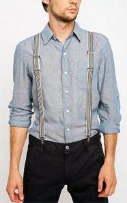 Suspenders for Men - A Beginner's Guide