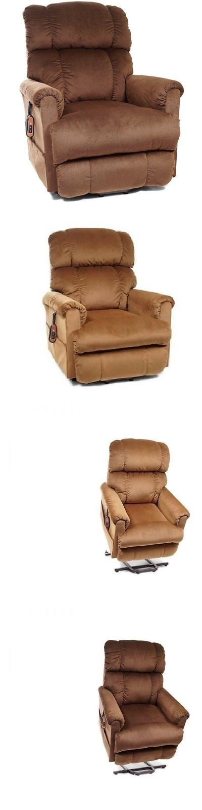 Electric Massage Chairs: Golden Tech Pr 931 Sma Space Saver Small Lift Chair