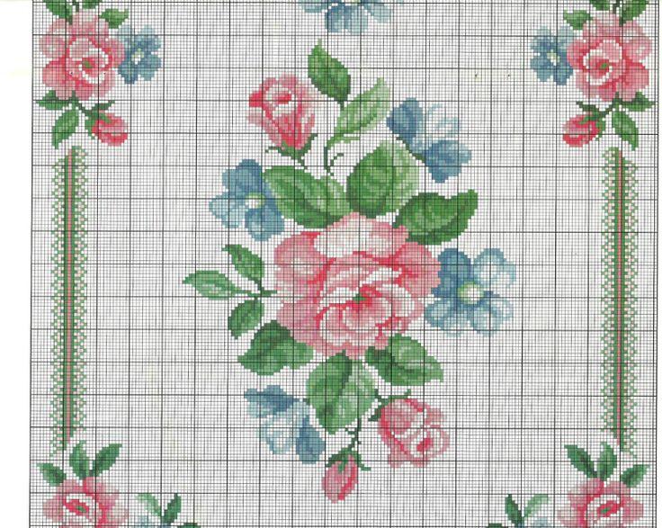 Gallery.ru / Фото #1 - lista con rose - wondy