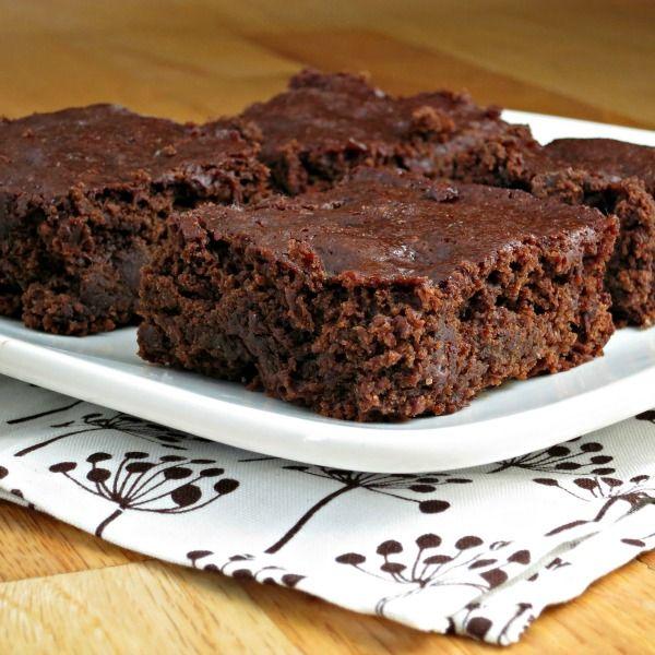 Toffee-Banana Brownies Recipe — Dishmaps