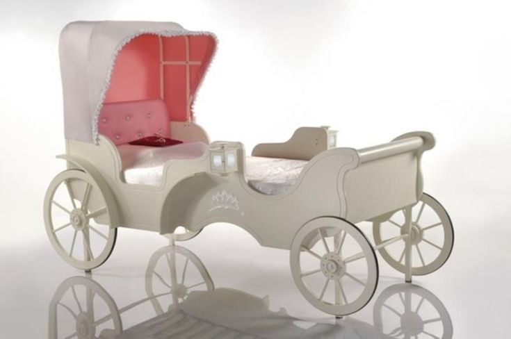 Cool Teen Beds For Sale | 13 Cool Carriage Beds For Little Girls | Kidsomania