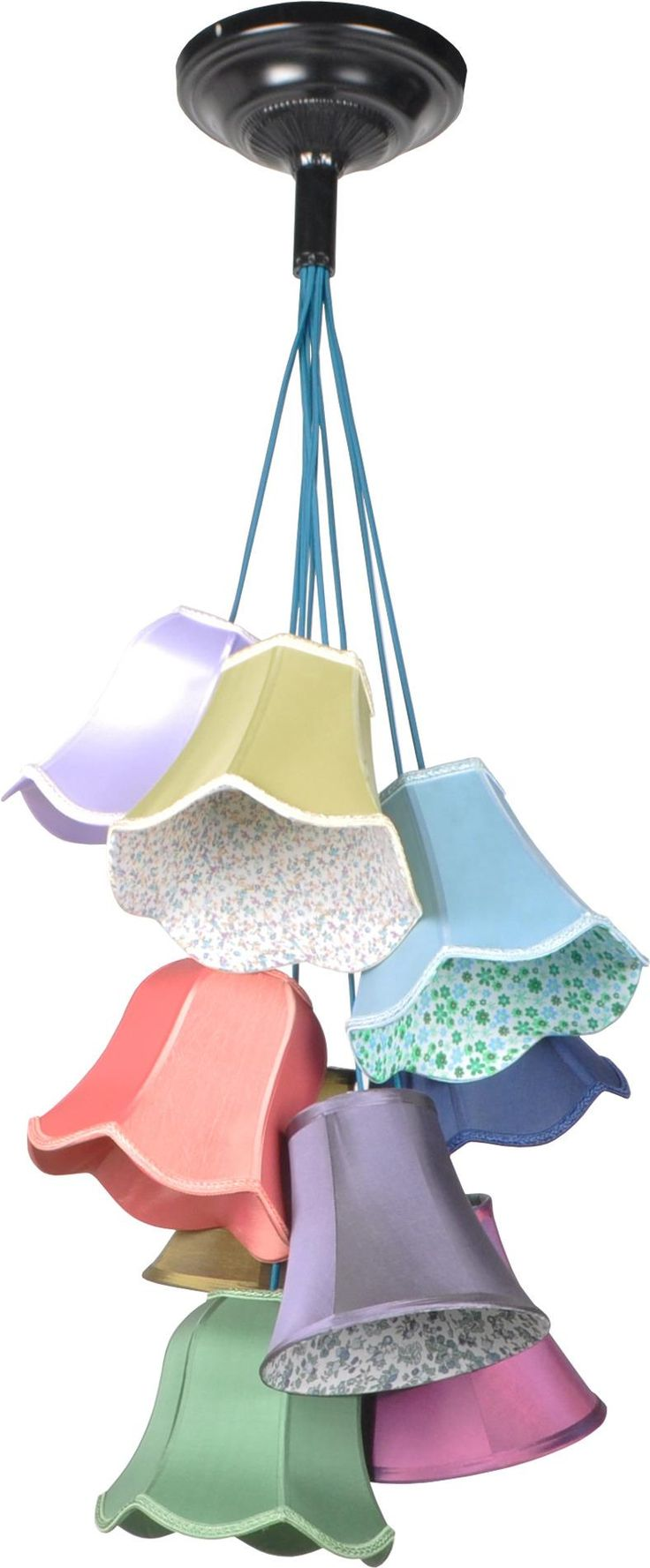 Hanglamp Granny - Textiel - Mix Color - Zuiver