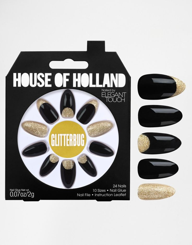Image 1 of House Of Holland Nails By Elegant Touch - Glitterbug