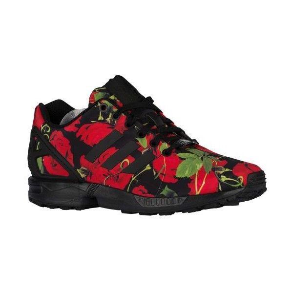adidas Originals ZX Flux - Women's - Shoes ($85) ❤ liked on Polyvore featuring shoes, adidas originals and adidas originals shoes
