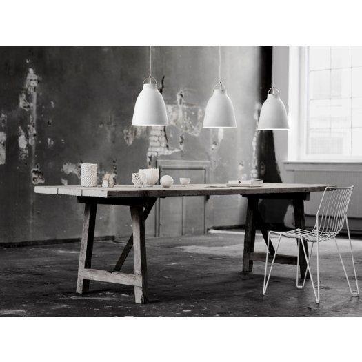 Caravaggio Matt Pendant - Genuine Designer Furniture and Lighting