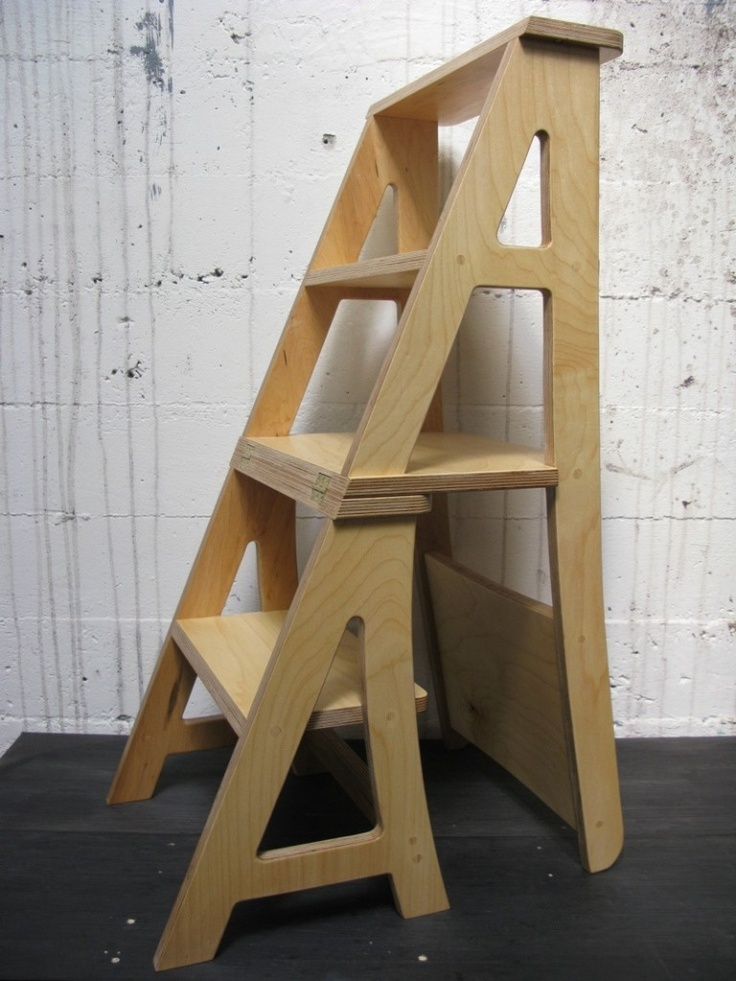 chair ladder