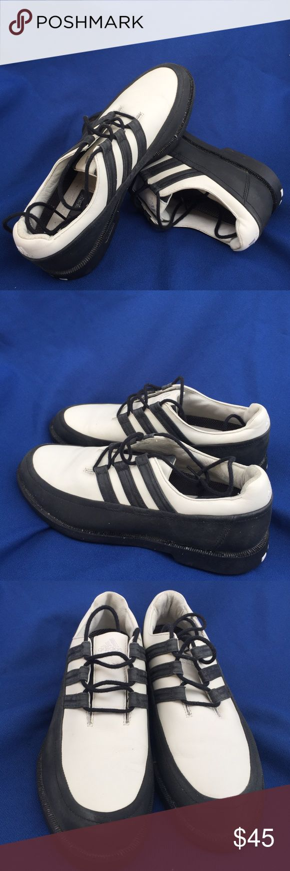 Adidas Z Traxion size 10,5 Gently used adidas Shoes Sneakers