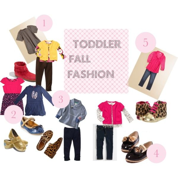 """TODDLER FALL FASHION"" by everydaychicny on Polyvore"