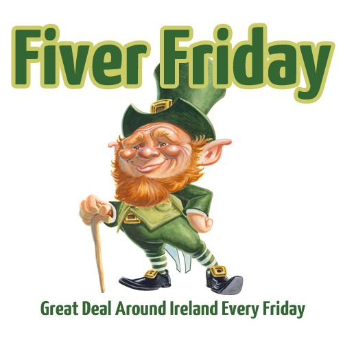 Cycle Power - Full bicycle service, cycle helmet, high-viz vest   - http://fiverfriday.ie/fiver-friday-ads/cycle-power/