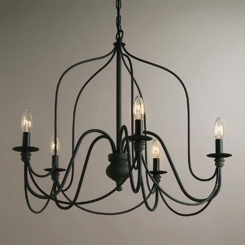 Pottery Barn Chandelier Wiring Instructions