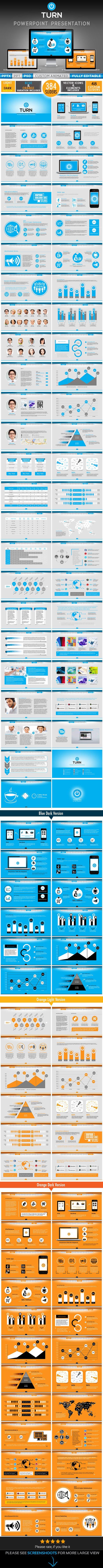 Premium PowerPoint Presentation Templates