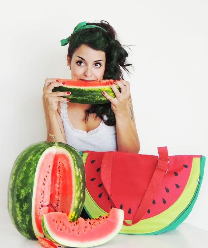 Watermelon Purse  - MASK Design
