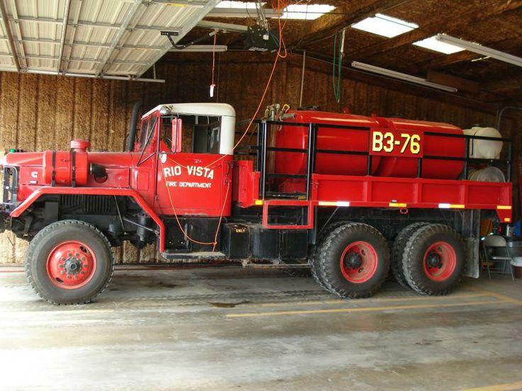 Rio Vista Volunteer Fire Department -