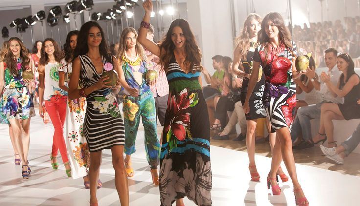 #Eurazeo Invests €285 Million in #Desigual ( #fashion #business #finance #investment )