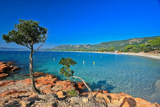 Porto-Vecchio Palombaggia, Corsica (France)