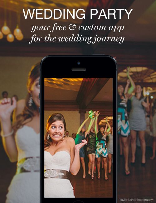 Collect and share your wedding journey with