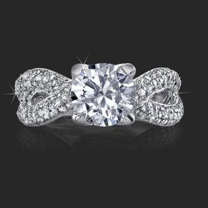 My wedding ring #infinitysign