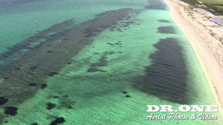 Spiaggia di Fiumesanto - Flycamera Sardinia - Sassari