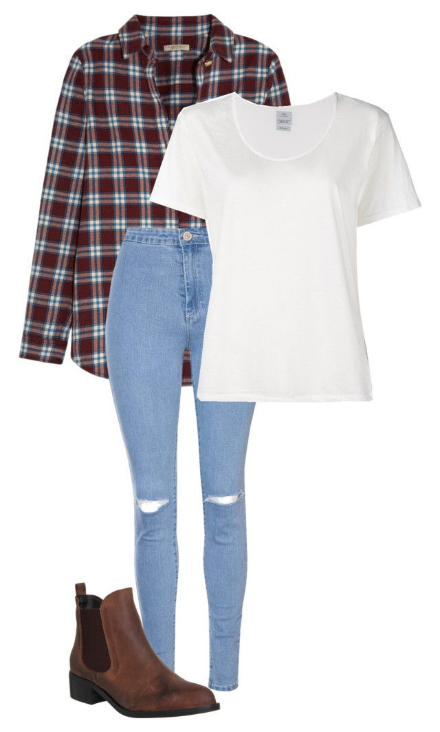 """""""Chapter 13"""" by cutiestiles on Polyvore featuring Burberry, Glamorous, Visvim and Office"""