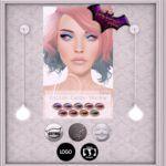VEECHI - eyeshadow, 199L each