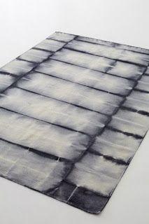 Appel 'n Ui: Hertex Carpet Range SHIBORI