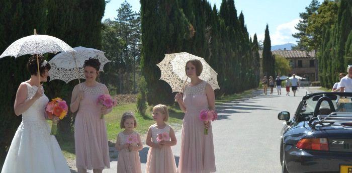 """Если вы тайно планируете  свадьбу в Тоскане, вы можете теперь добавить данное местоположение в список """"должны посетить!"""""""
