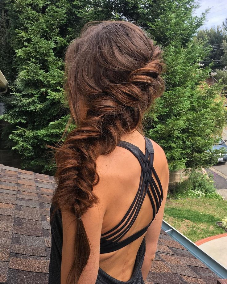 Best 25+ Side plait ideas on Pinterest