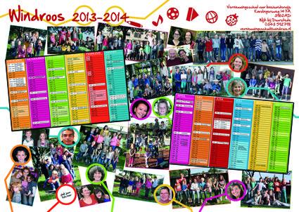 School Calendar by Lynda Jayne https://www.facebook.com/pages/Lynda-Jayne-Designs/128704893891601