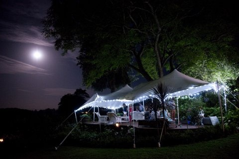 Our tent & lighting www.eventsandtents.co.za