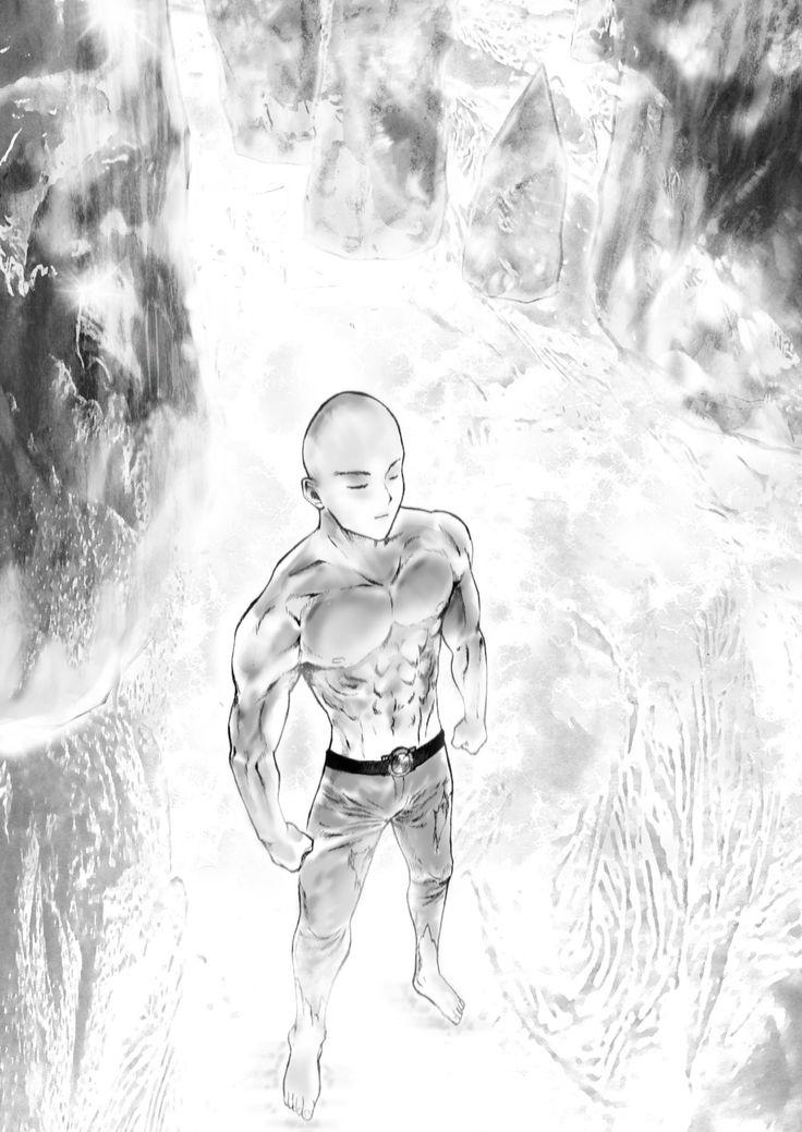 ONE-PUNCH MAN VS GOD | Saitama, Manga, Artisti