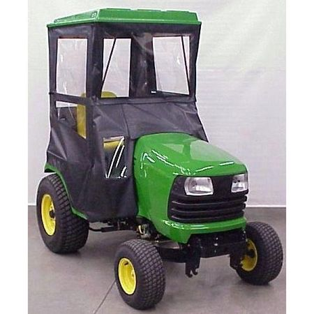 Click to Purchase! Hard top Cab Enclosure For John Deere X400 X500HD X700 Series Fits: X465 X475 X485 X495 X575 X585 X595 X700 X720  X724 X728 X729 X740 X744 X748 X749