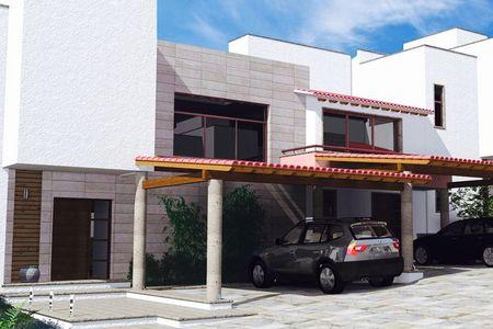 ¡Precioso y exclusivo condominio horizontal totalmente nuevo en San Jerónimo Lídice! #EnVenta 3 rec 3 baños, 500 m2 http://goo.gl/8m13ds