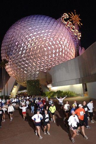 Participate in a Disney Marathon