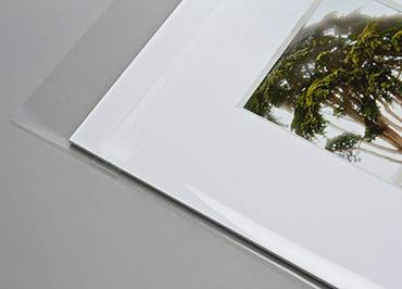 Photo and Art Packaging by Clear Bags in El Dorado Hills