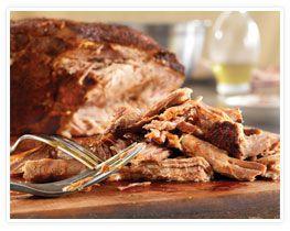 Chili Rub Slow Cooker Pulled Pork Recipe