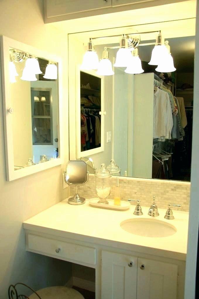 Bathroom Makeup Vanity Ideas Luxury Bathroom Makeup Vanity Ideas In 2020 Bathroom With Makeup Vanity Guest Bathroom Design Master Bathroom Vanity
