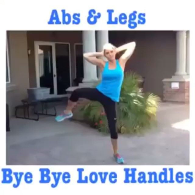 I needed these exercises today!!! By @deliciouslyfitnhealthy