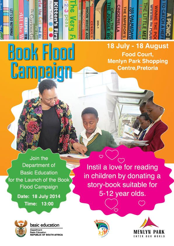 Donate A Book #makeadifference