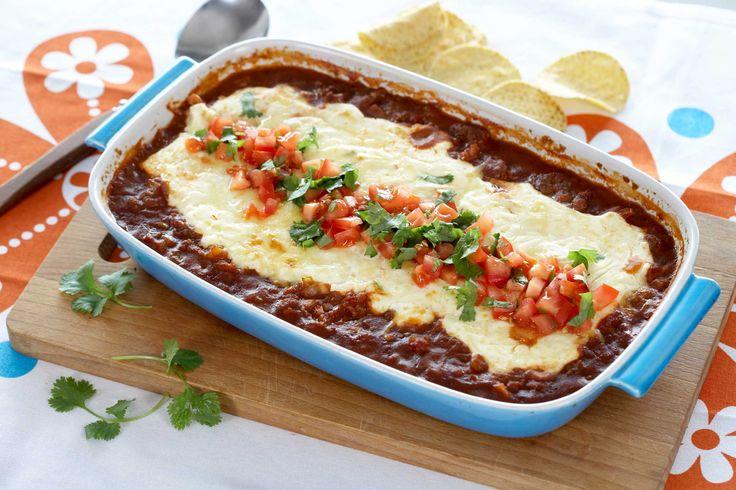 """""""Alle"""" liker taco. Her er oppskrift på en variant laget i form. Server den gjerne sammen med nachochips, grønn salat og en deilig hjemmelaget guacamole."""