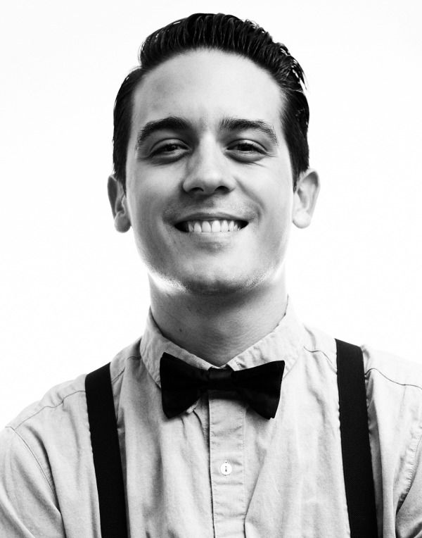 g eazy. Oh gosh he's beautiful and perfect and I love him and his hair.