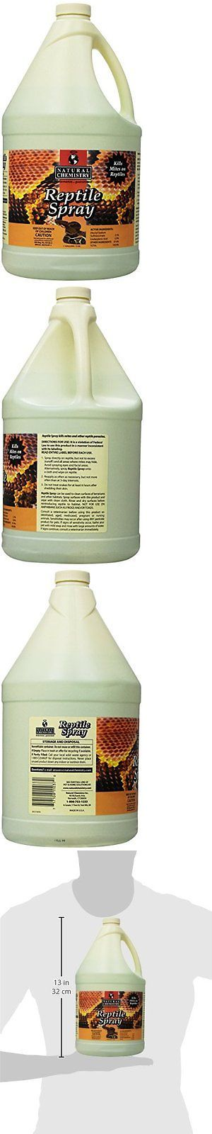 Reptile Supplies 1285: Natural Chemistry Reptile Relief Spray For Pets, 1-Gallon -> BUY IT NOW ONLY: $40.7 on eBay!