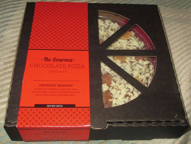 The Gourmet Chocolate Pizza Company Competition (@ChocPizzaCo) By @cinabar